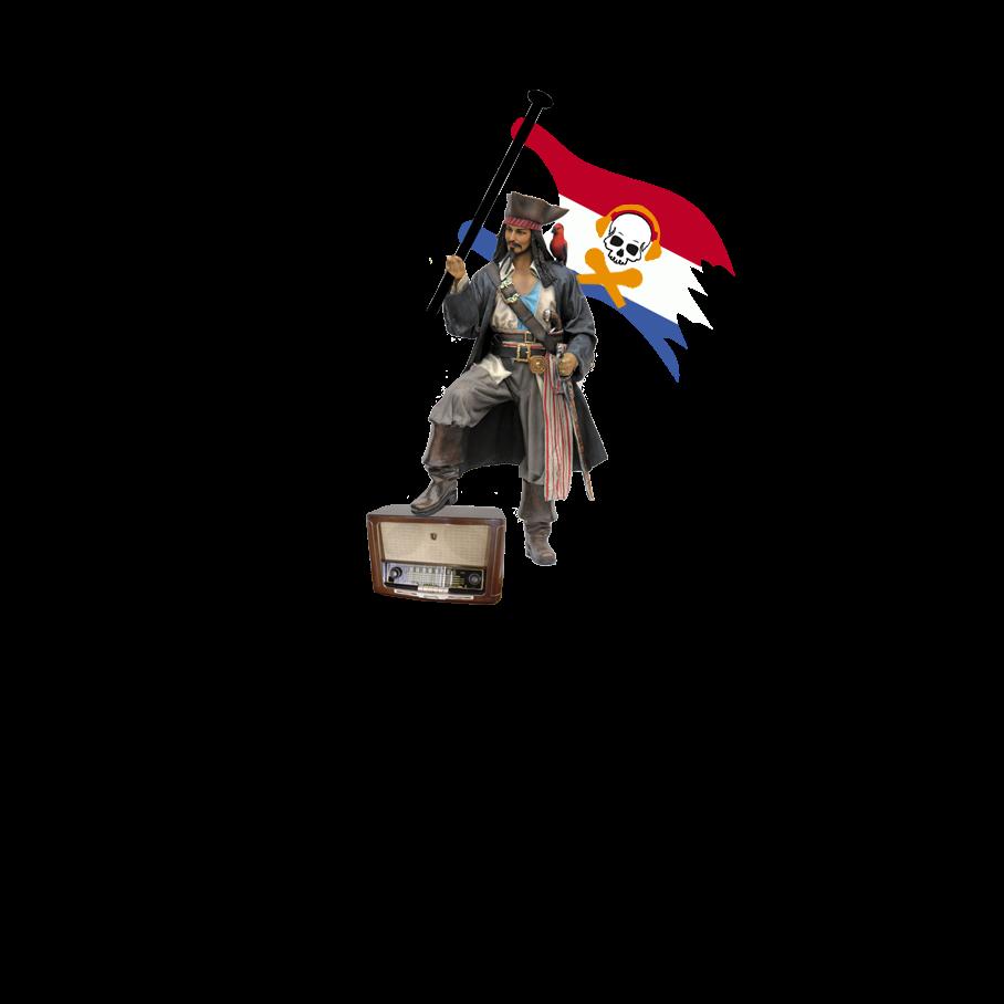 De vrolijke Piraat