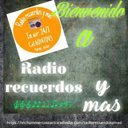RADIO RECUERDOS Y MAS