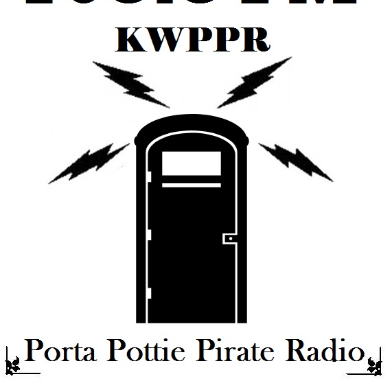 KWPPR - Porto Pottie Pirate Radio