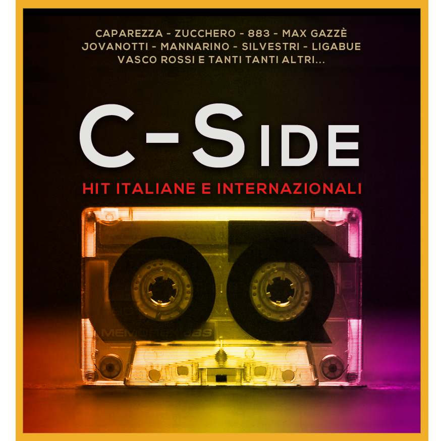 C-Side Band - Sala prove - Rock Italiano