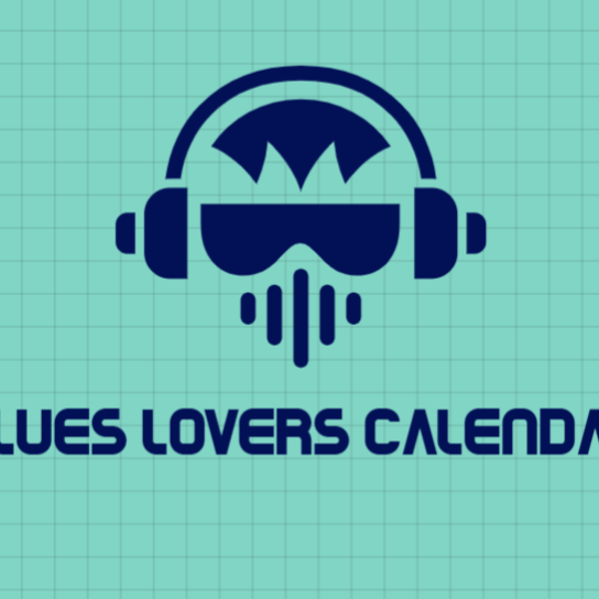 Blues Lovers Calendar
