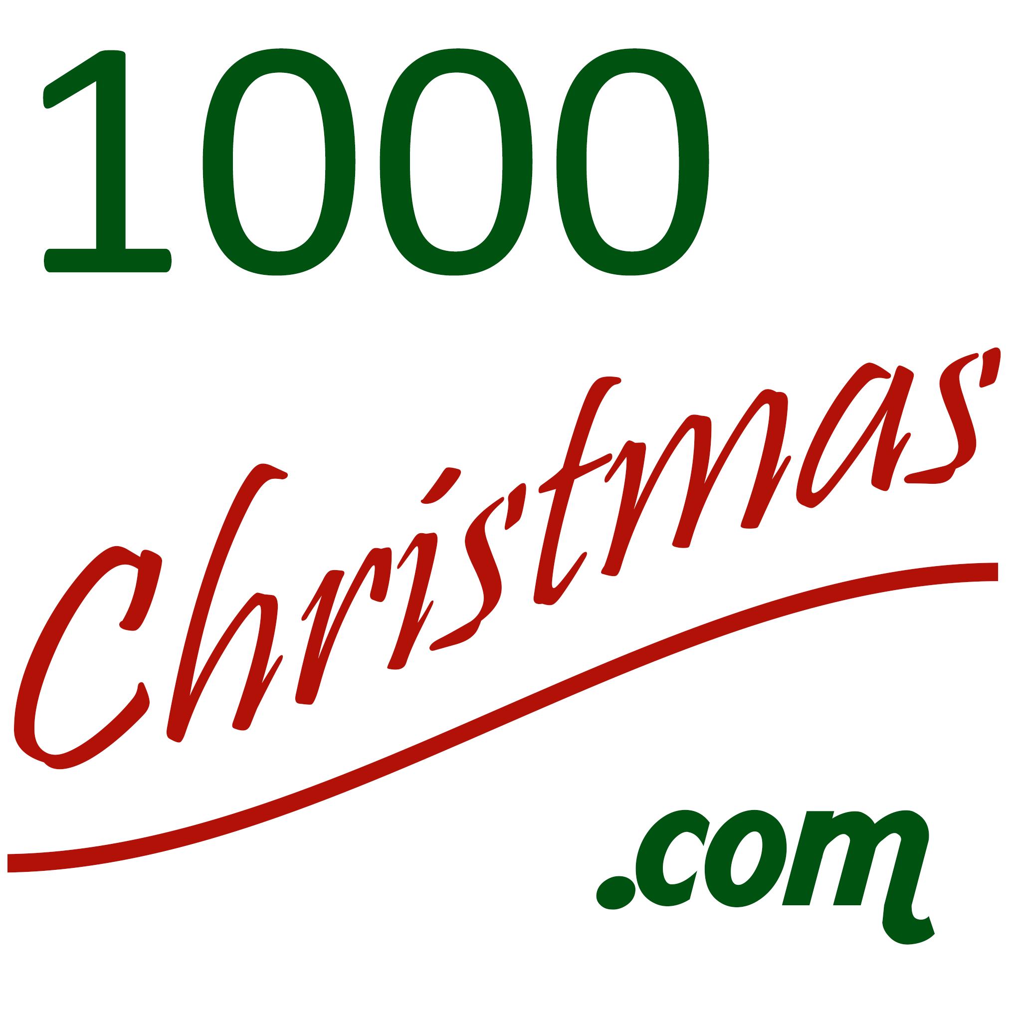 1000 Christmas Radio