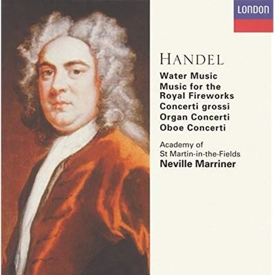 Handel Orchestral Works Radio