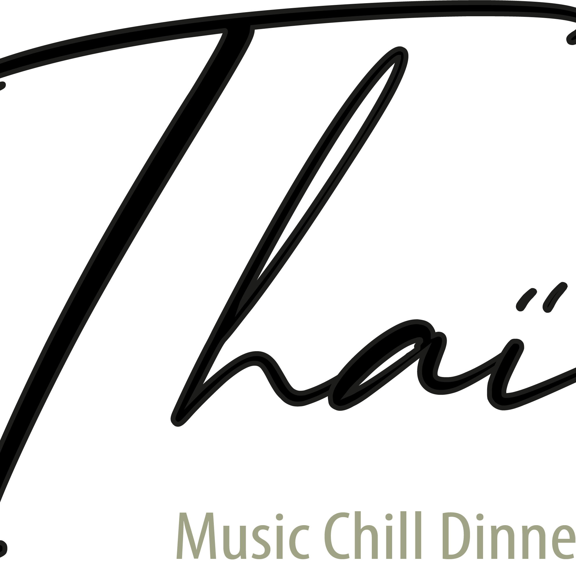 Thaï Music Chill Dinner
