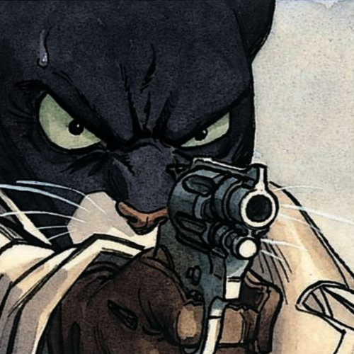 Blacksad radio
