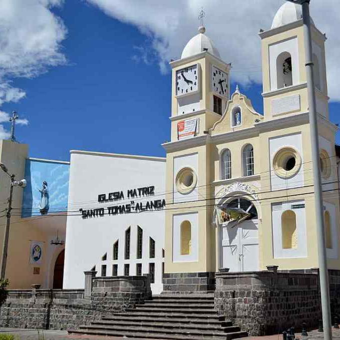 Iglesia Alagasi