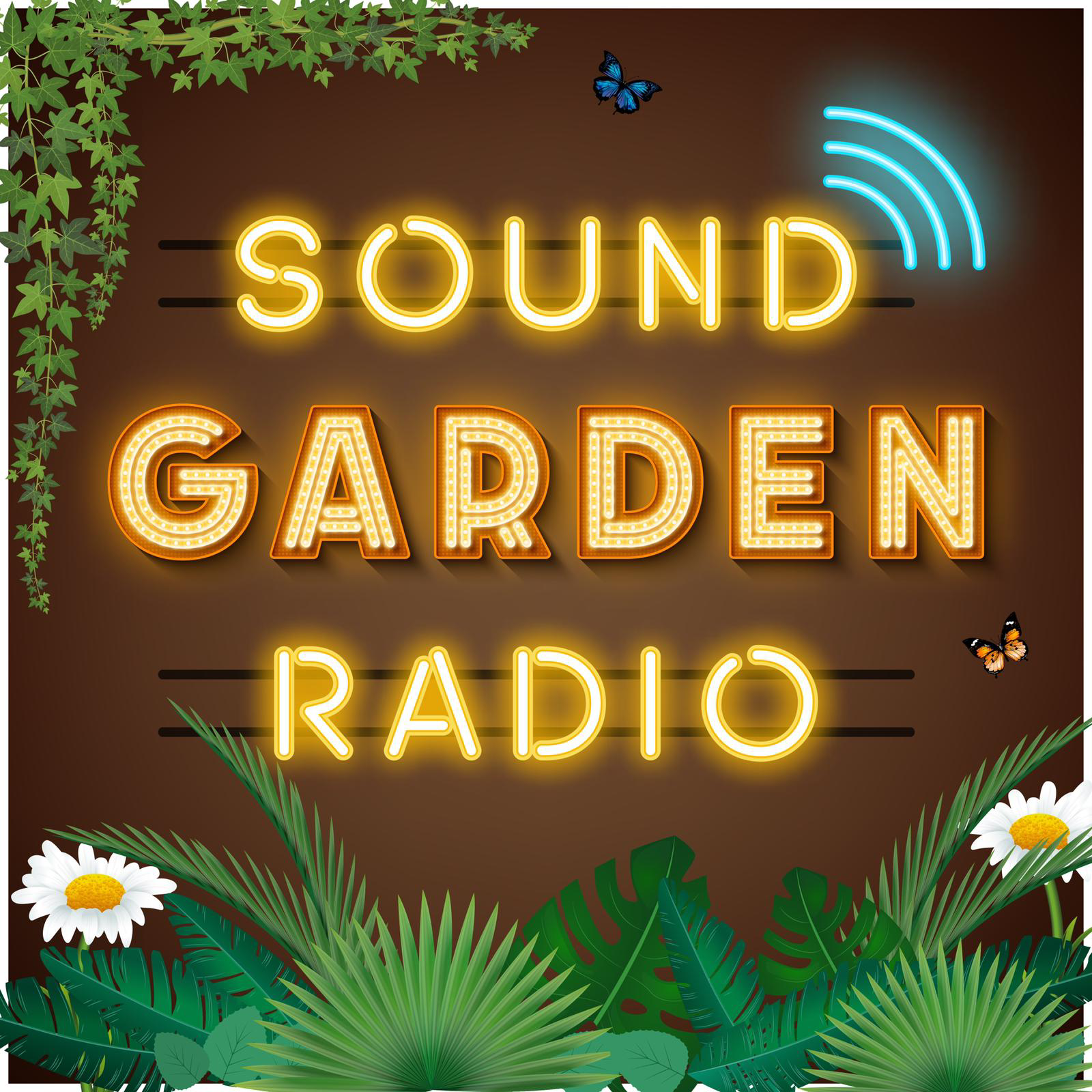 Sound Garden Radio Test