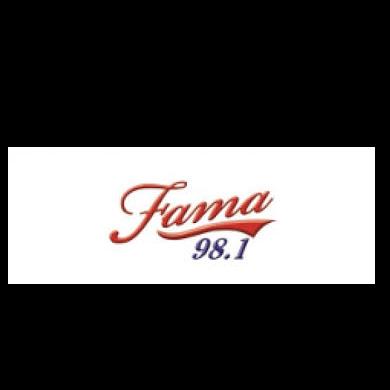 FAMA 98.1 FM  Escucharla es un estilo de vida
