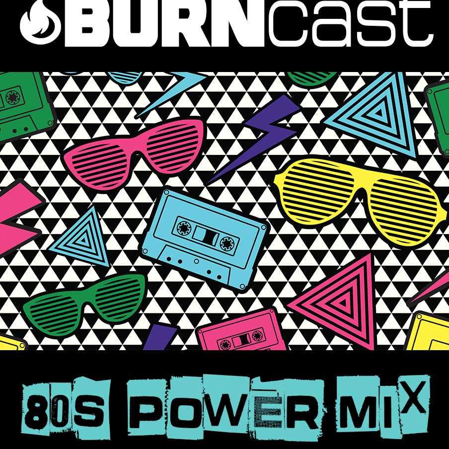 80s Power Mix (130bpm)