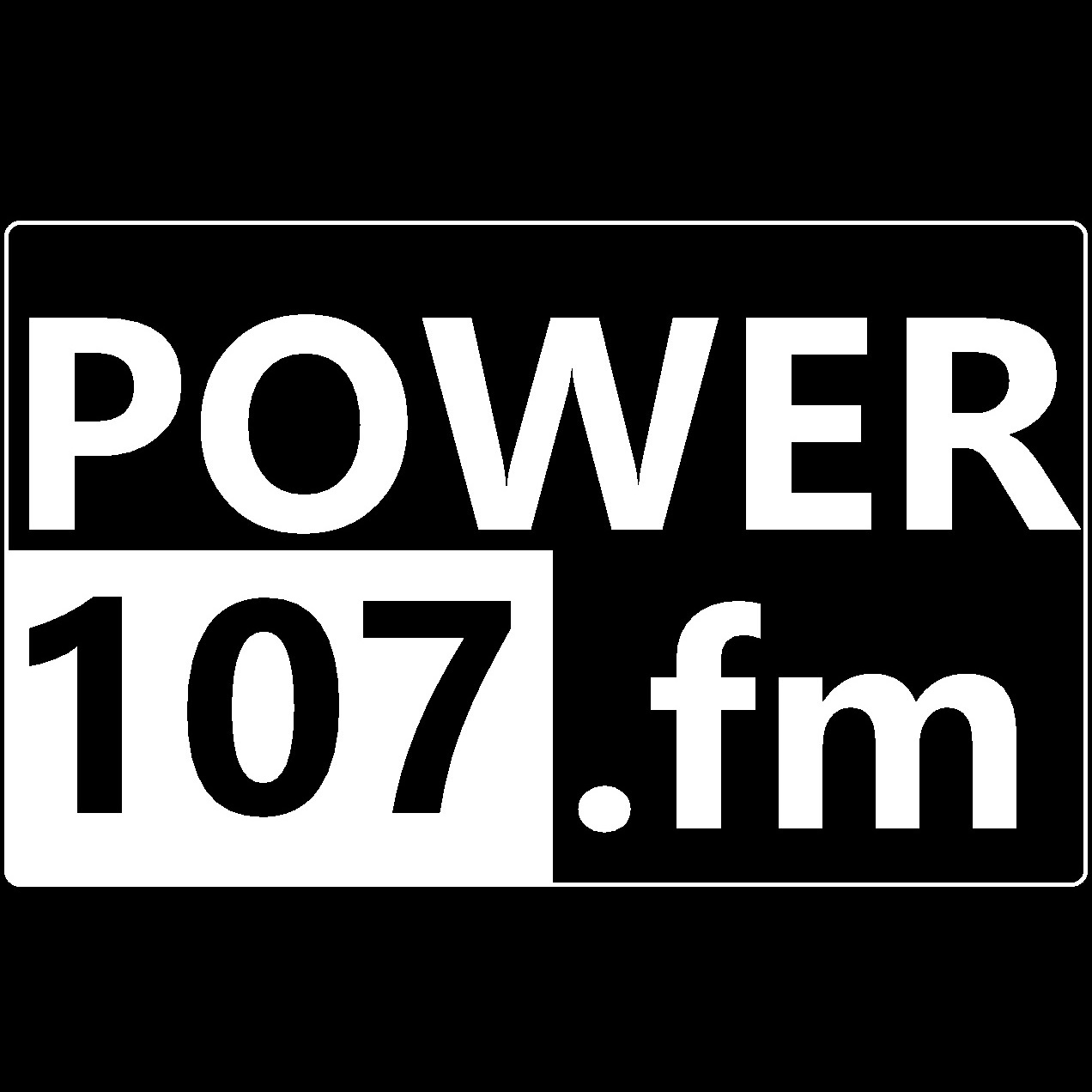 POWER 107.5 KBQS • KRUG