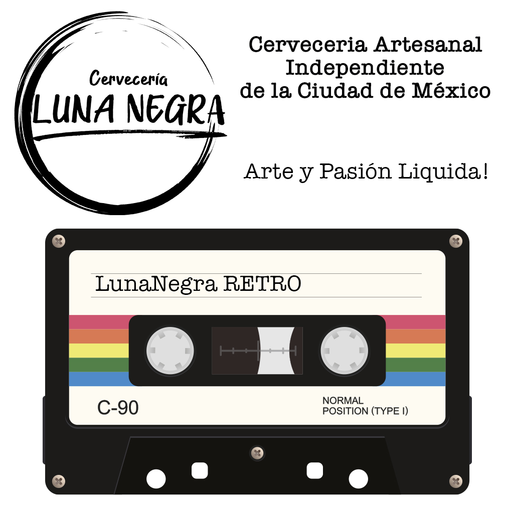 LunaNegra Retro