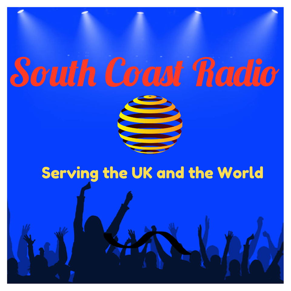 South Coast Radio plays Top40 Hits and The Biggest Throwbacks