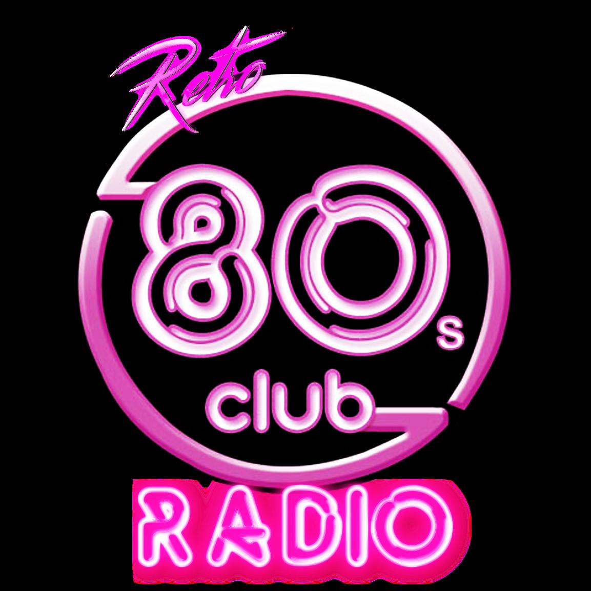 Retro 80's club Radio