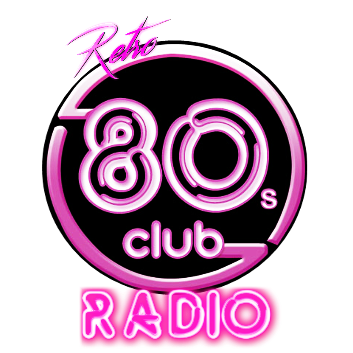 Retro 80's club Radio