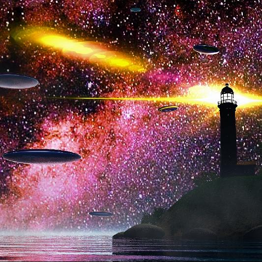 Universal Lighthouse Radio