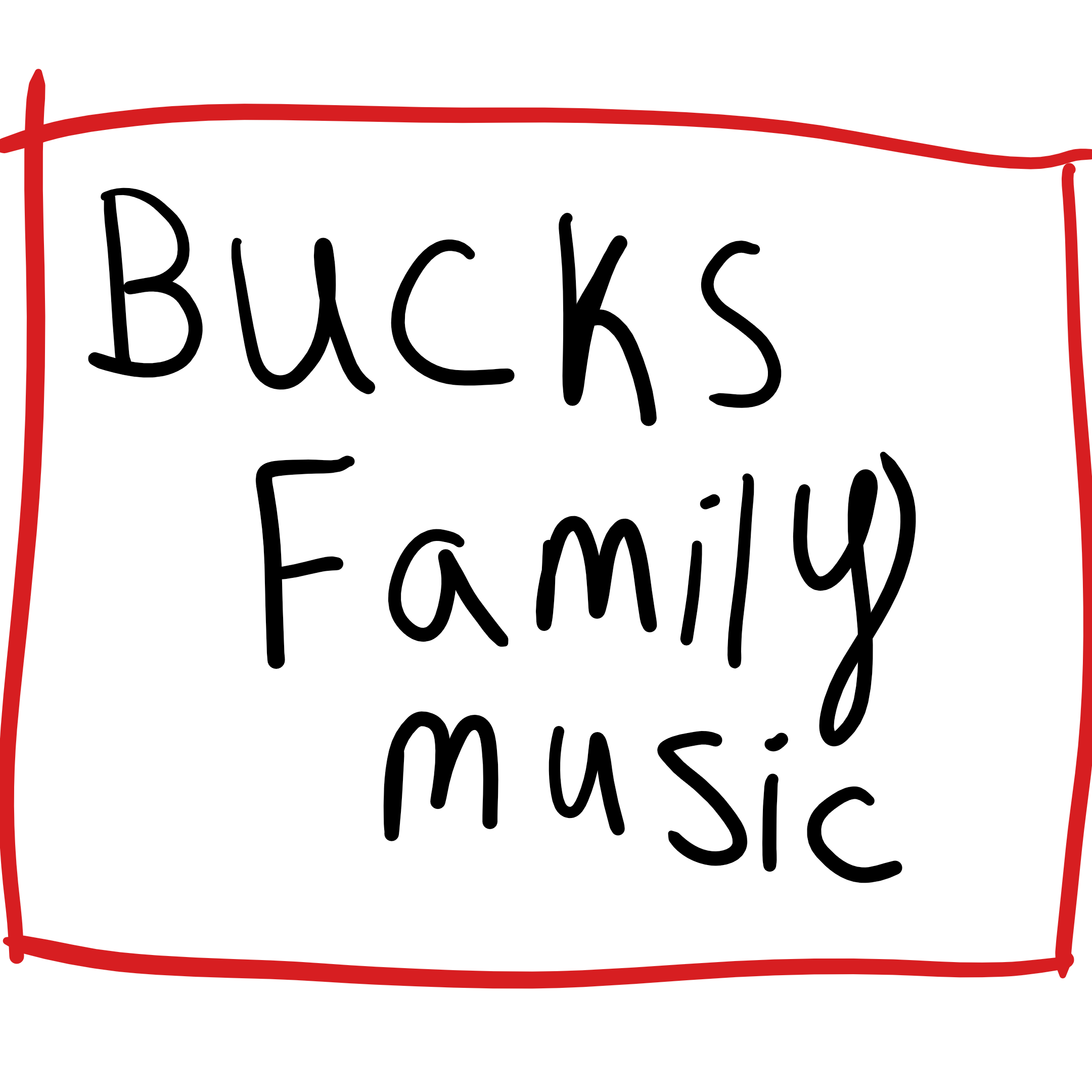 Bucks Family Music