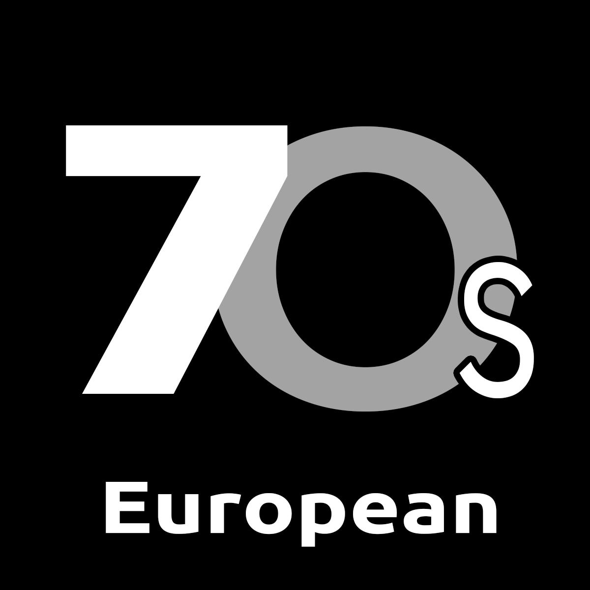 70s Euro Music (GLWiZ)