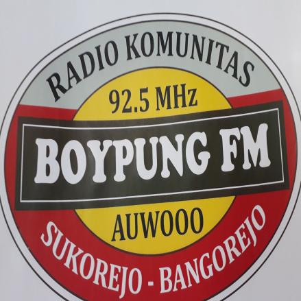 Rakom BoypungFm Banyuwangi