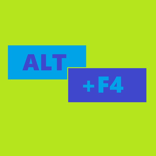 ALT+F4 Radio
