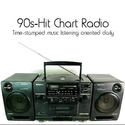 90s-Hit Chart Radio