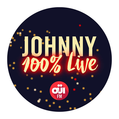 OUI FM Johnny is live