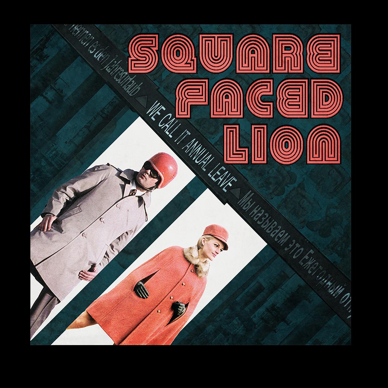 SquareFacedLion