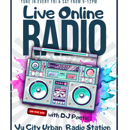 VU CITY  URBAN RADIO..