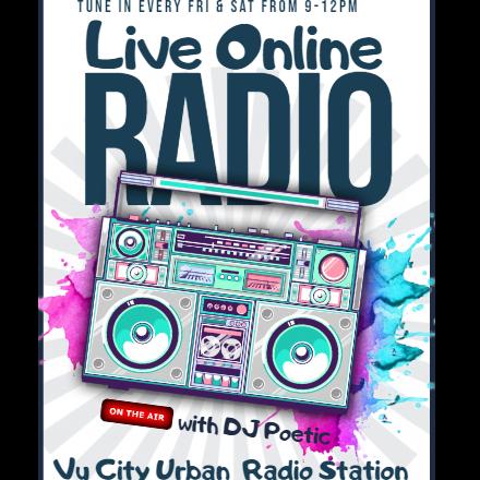 VU CITY  URBAN RADIO..