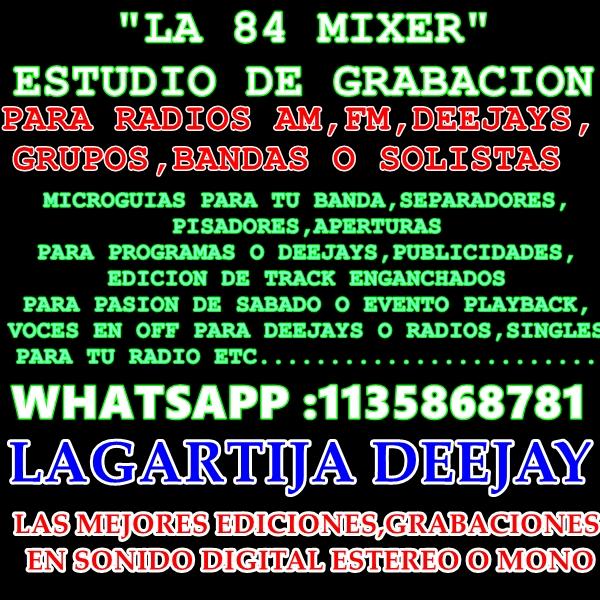 """""""FM LA 84 MIXER"""""""