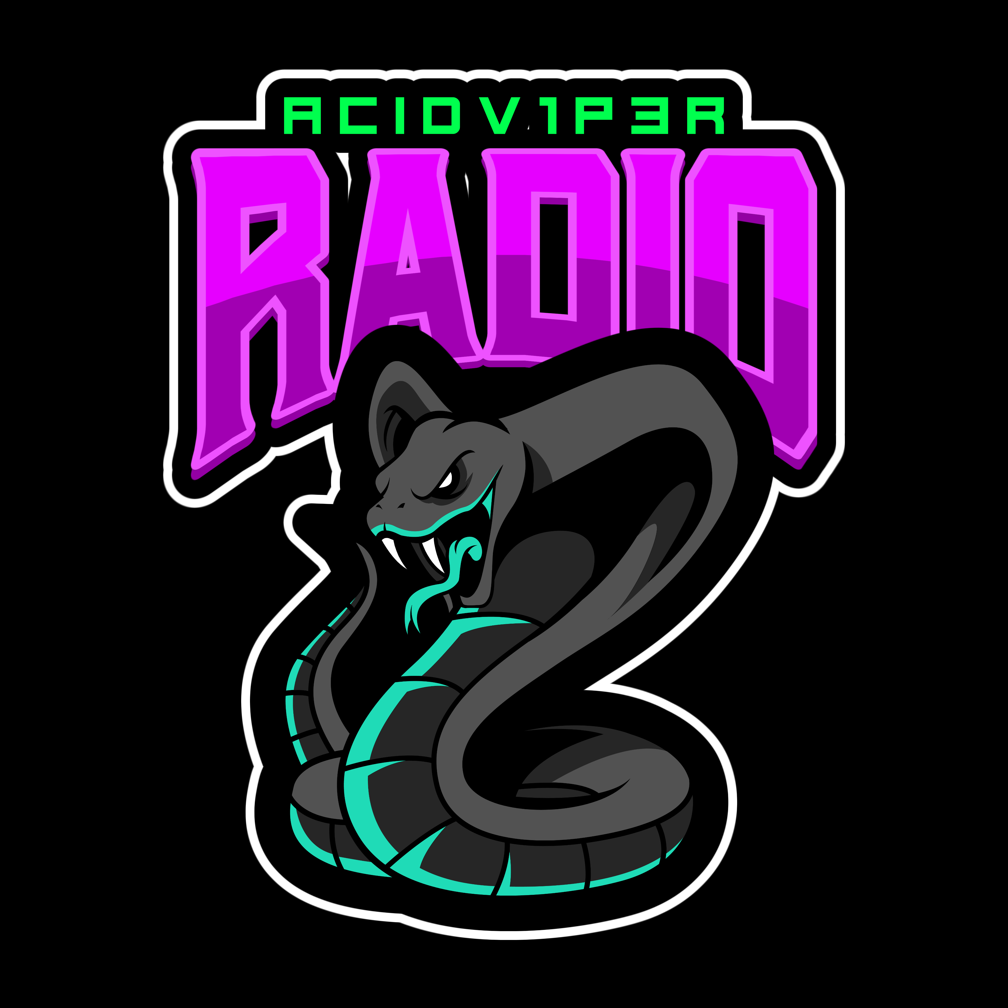 Acidv1p3r Radio