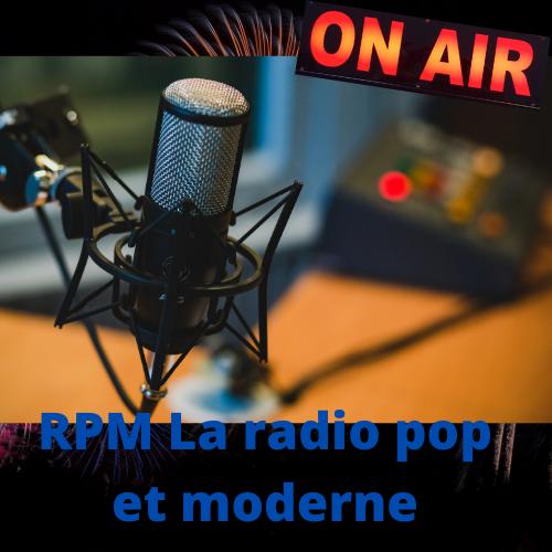 RPM La radio pop et moderne