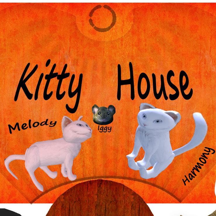Kitty House Balloon