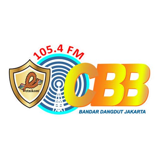 105.4 FM CBB Radio Jakarta