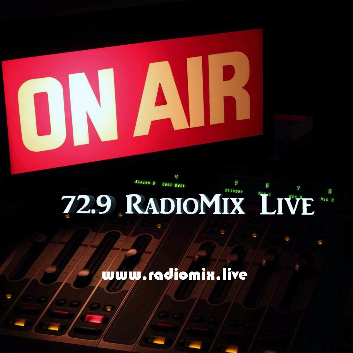 72.9 RadioMix Live