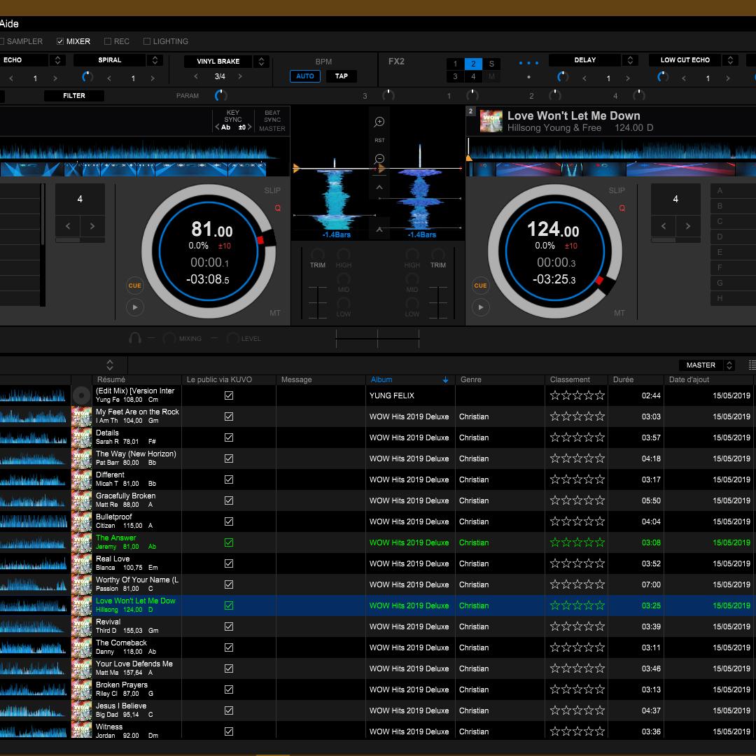 jay fab radio mix