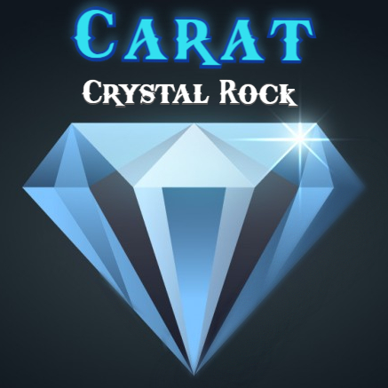 Carat Crystal Rock