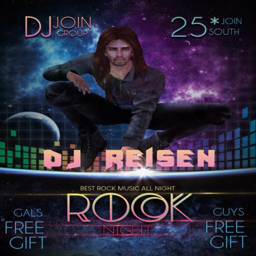 DJ Reisen