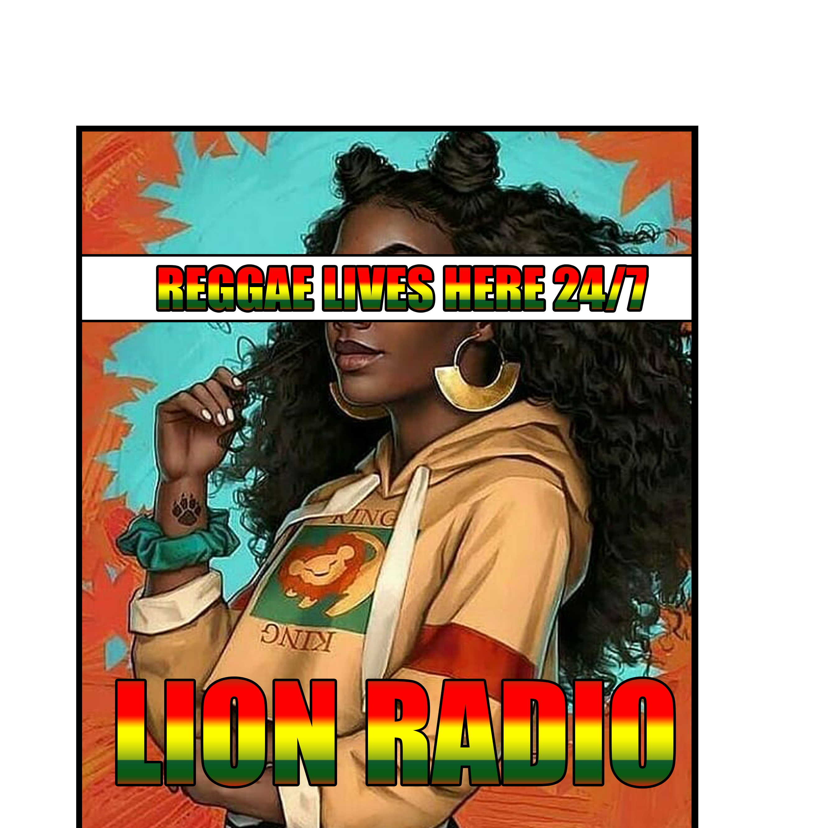 Lion Radio Reggae