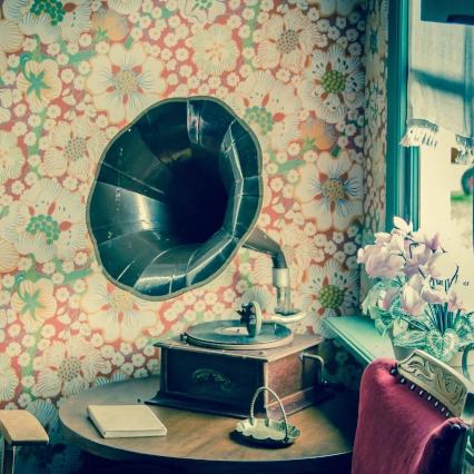 Gramophone Radio
