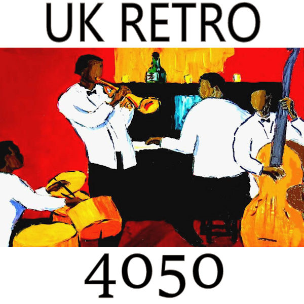 UK Retro 4050 - Pumpkin FM