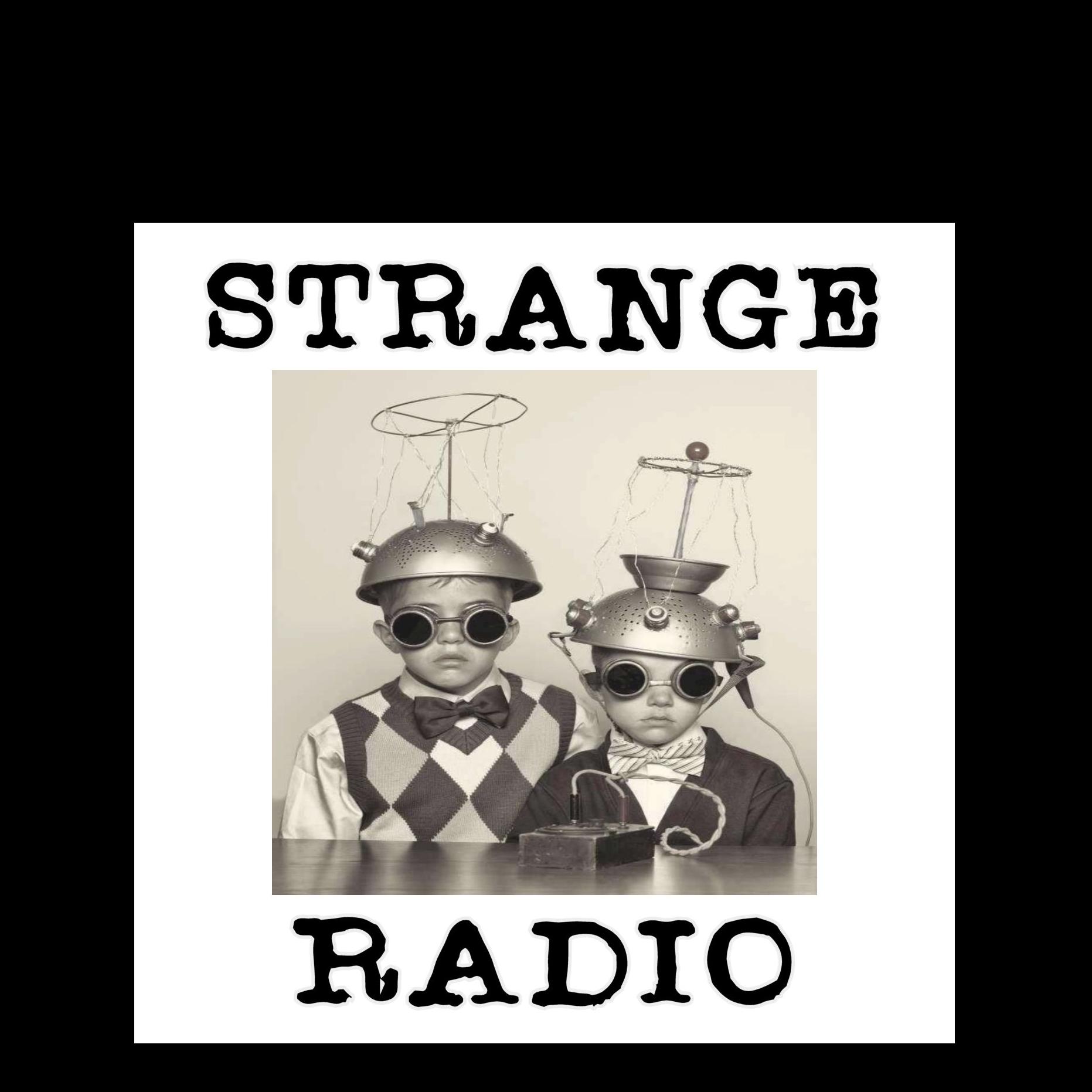 Strange Radio - Sci-Fi & Horror   (Pumpkin FM OTRN)