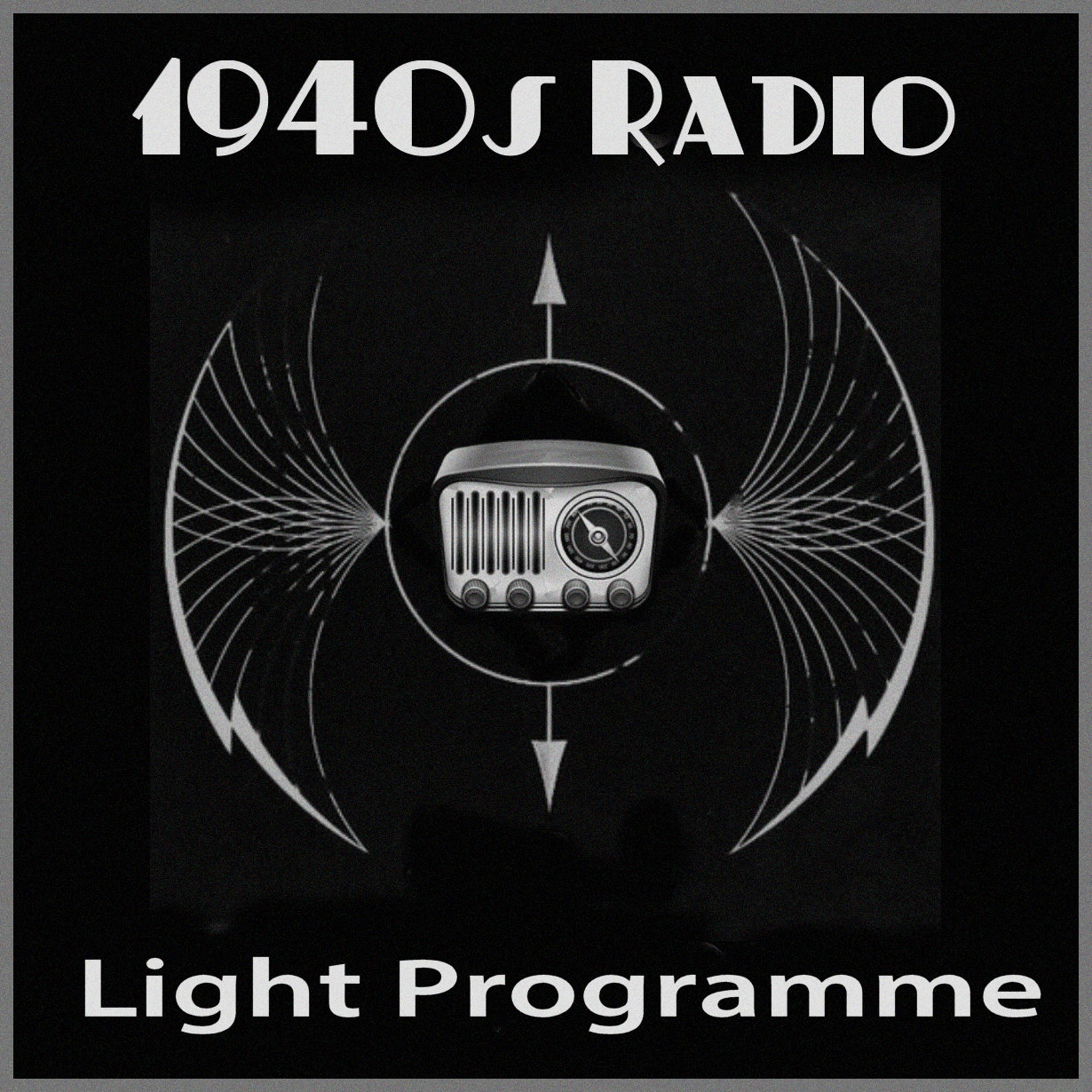 1940s Radio - Light Programme - 1930s 1940s 1950s (Pumpkin FM OTRN)