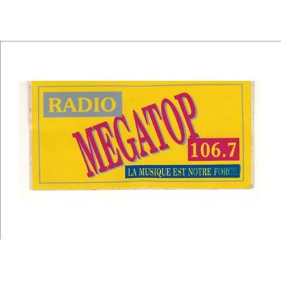 radio MEGATOP