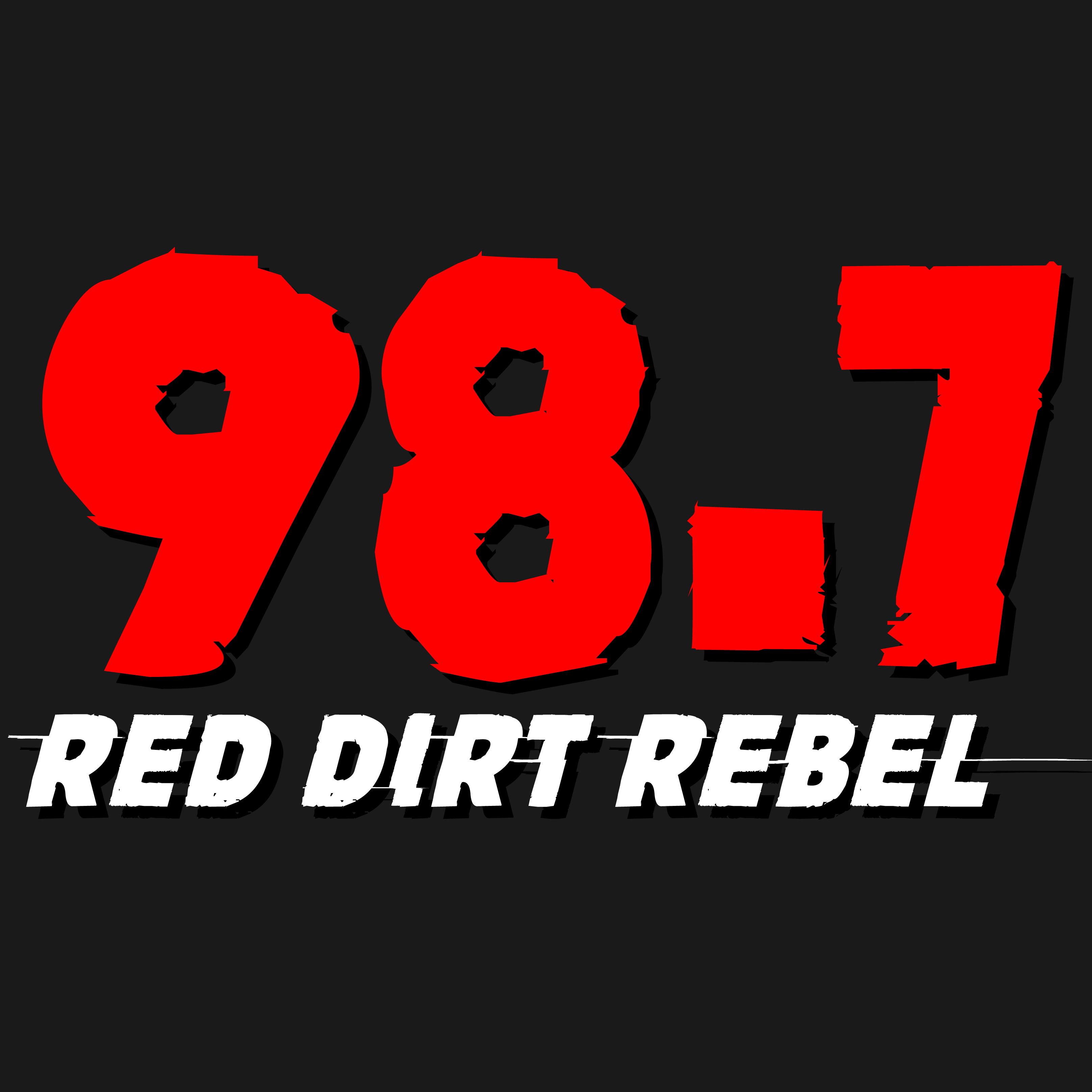 98.7 The Red Dirt Rebel