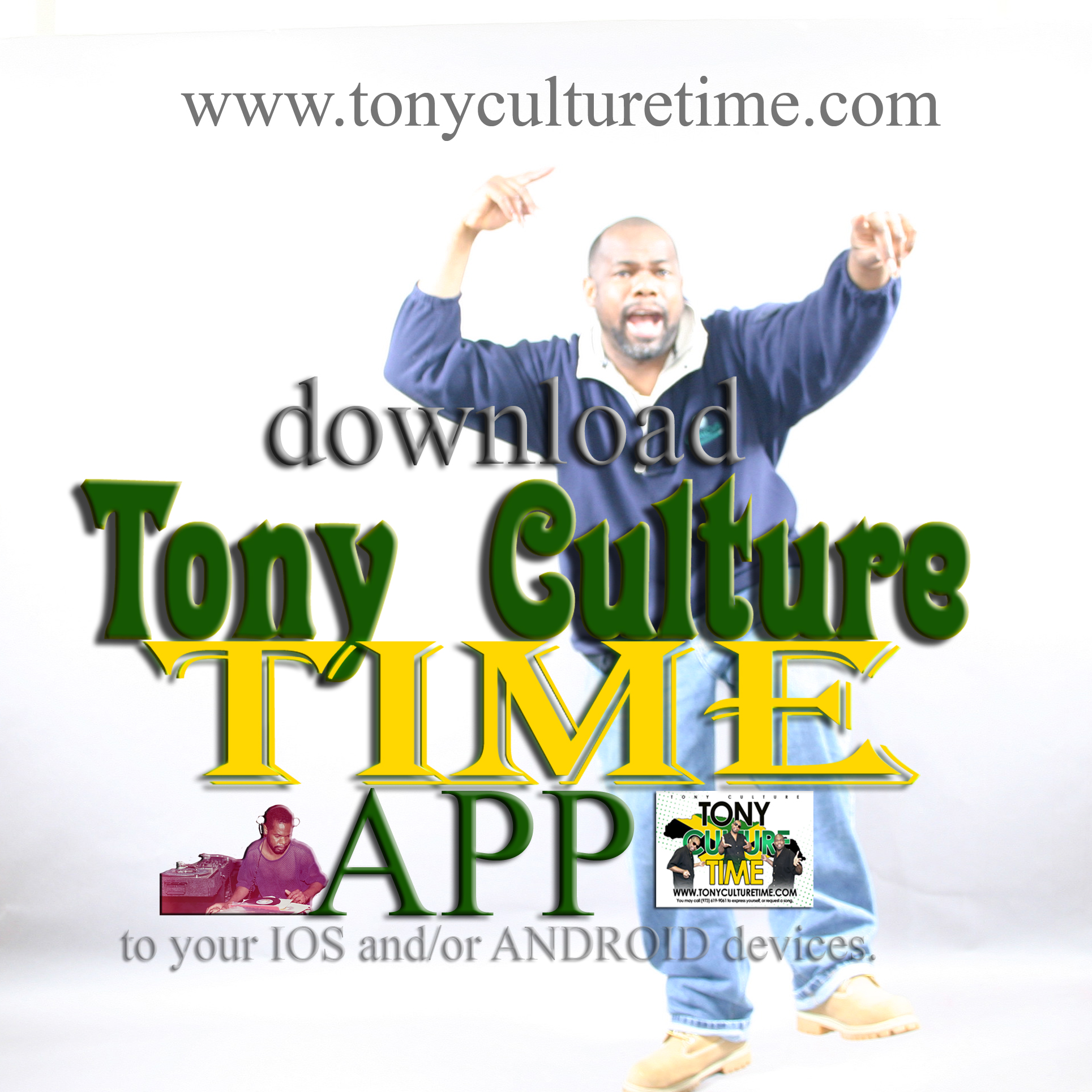 Blueprint Tony Culture