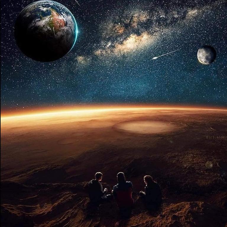 El mundo que viene