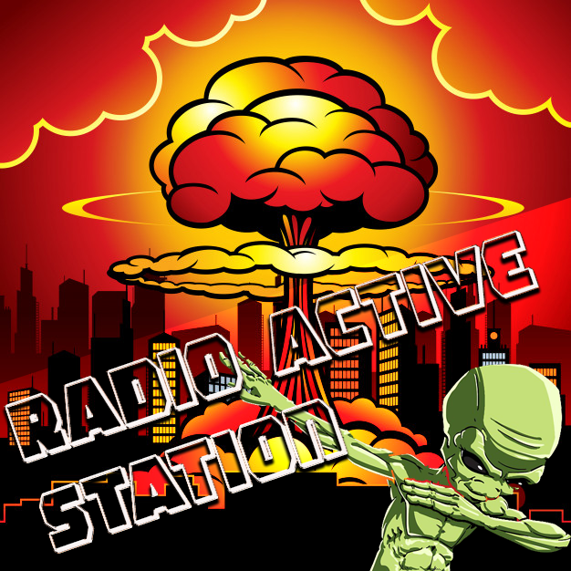 la station radio active