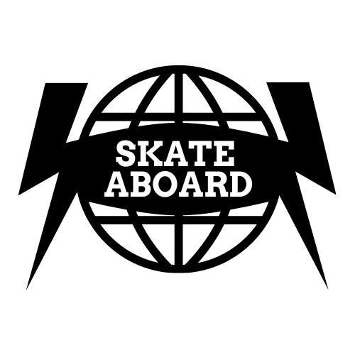 Skate-aboard