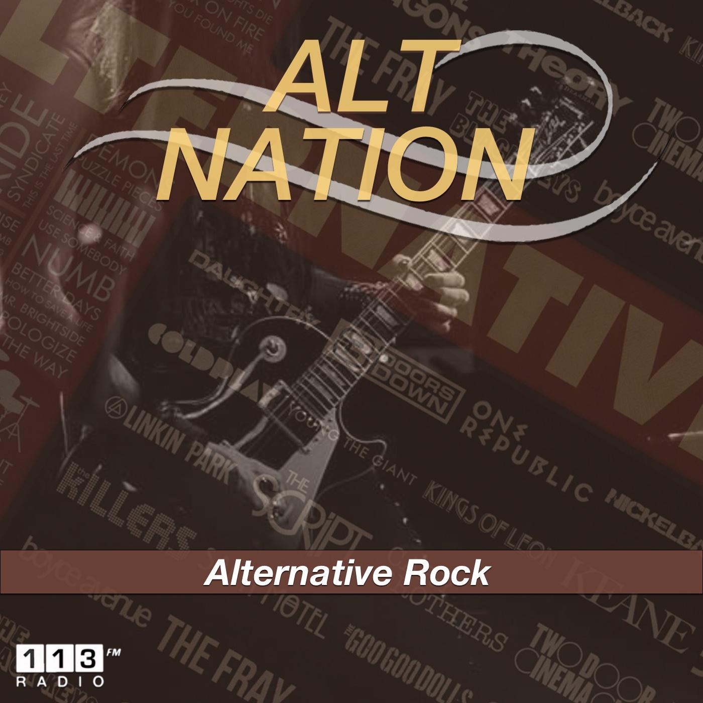 Alt Nation - 113.fm