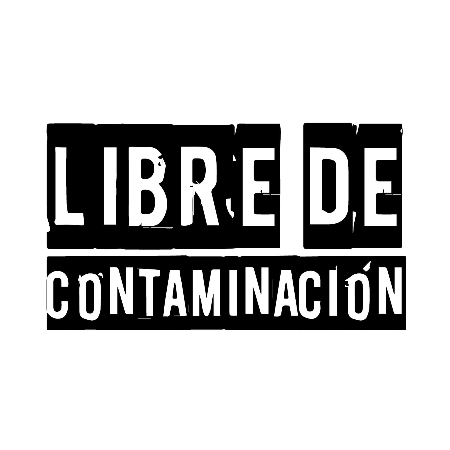 Libre de Contaminacion